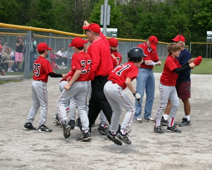 Divine Child 2008 Walk-Off Win